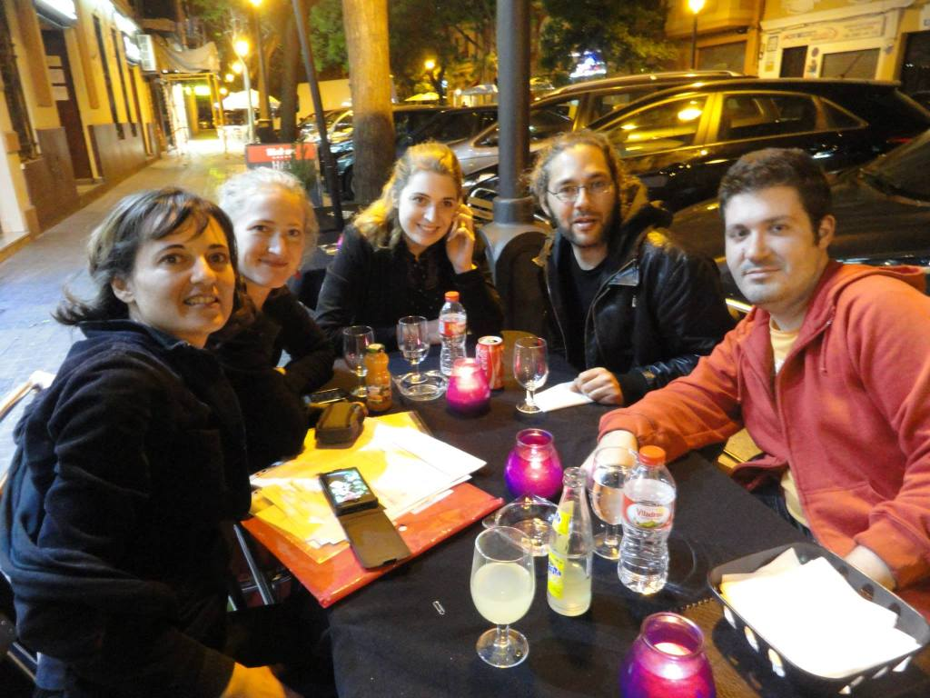 TEC Iberian Team